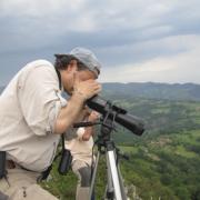 Rececho de un corzo en un coto de Asturias
