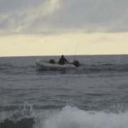 Pesca en Asturias desde embarcación