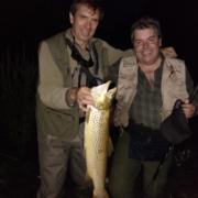 Pesca de Reo en el Narcea